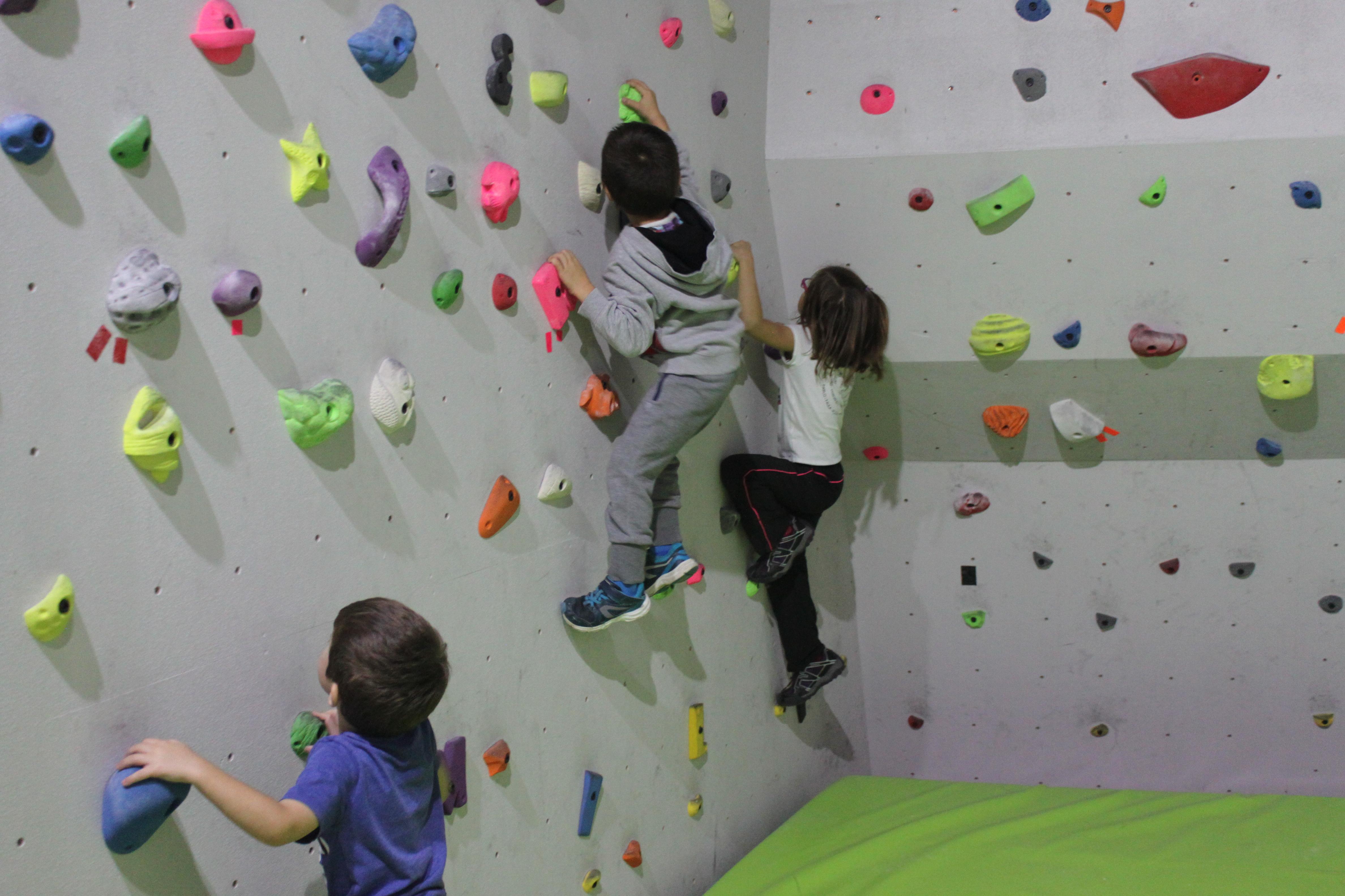 Actividades Extraescolares de escalada