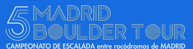 5MBT Boulder Madrid